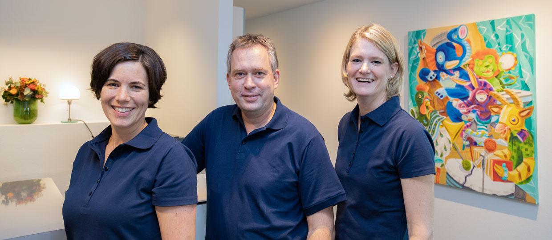 Kinderarzt Münster - Das Ärzteteam Dr. Groth, Dr. Jürgens, Dr. Wendt
